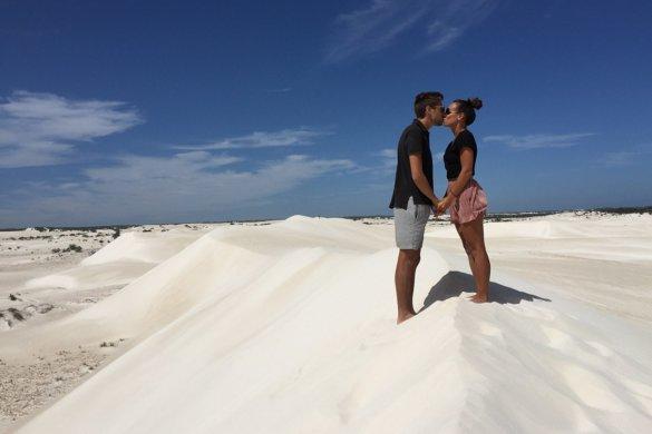 Road Trip de Lancelin à Geraldton dans la région Western Australia