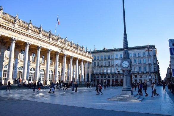 Visiter Bordeaux le temps d'un weekend en France