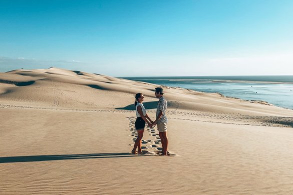 Escapade sur la dune du Pilat & Arcachon