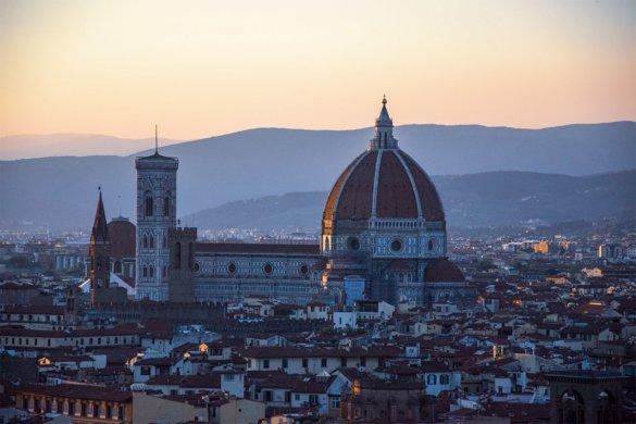 Visiter Florence le temps d'un Week End en Italie