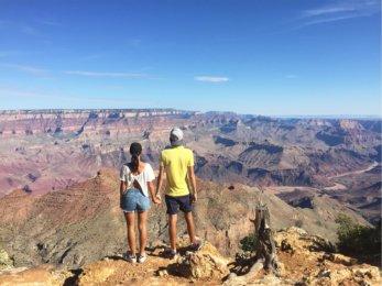 Le Grand Canyon, une époustouflante journée !