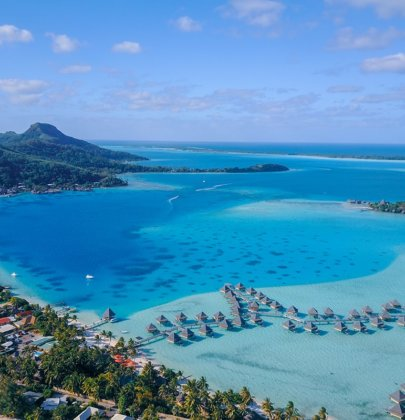 3 jours sur l'île de Bora Bora en Polynésie Française