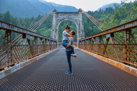 Road Trip à l'est du British Columbia au Canada