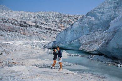 Le Glacier National Park en British Columbia au Canada