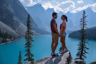 3 jours au parc national Banff dans les rocheuses au Canada