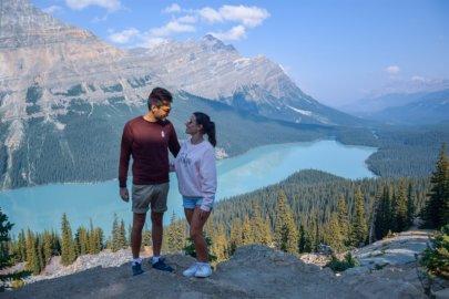 25 jours dans l'ouest du Canada