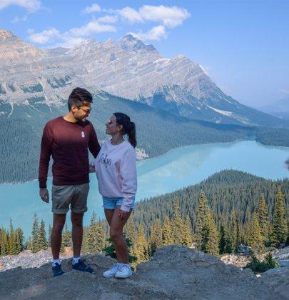Itinéraire : 25 jours dans l'ouest du Canada