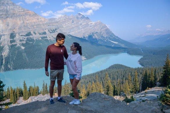 Road Trip et Itinéraire de 25 jours au Canada