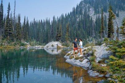 2 jours à Revelstoke en British Columbia au Canada