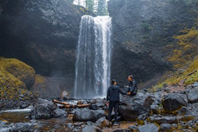 1 jour dans le parc national Wells Gray au Canada