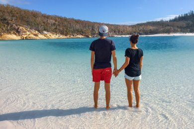 2 jours en catamaran sur les Whitsundays Islands