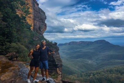 Blue Mountains National Park en Australie