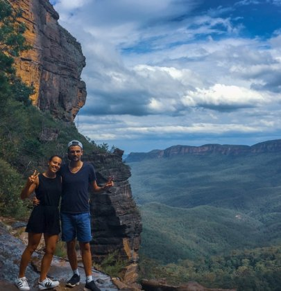 Blue Mountains National Park en Australie