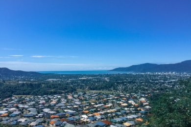 Cairns et ses environs dans la région Queensland