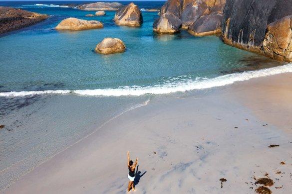 Road Trip dans le sud du Western Australia
