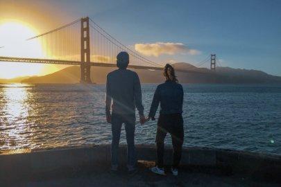 La ville de San Francisco en Californie aux Etats-Unis (USA)