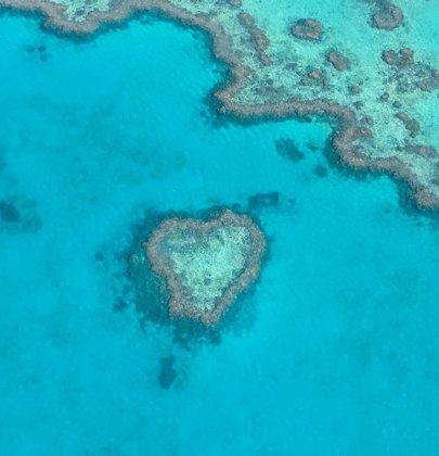Survoler la Grande Barrière de Corail – Queensland – Australie