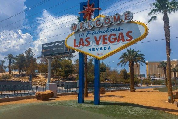 La folie de Las Vegas dans l'ouest américain