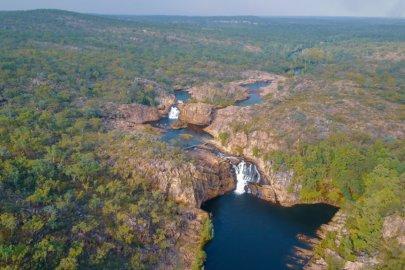 Katherine et ses environs dans le Northern Territory en Australia