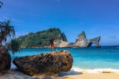 Nusa Penida, le petit paradis de Bali en Indonésie