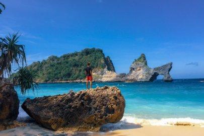 Nusa Lembogan, Nusa Penida et Nusa Ceningan à Bali en Indonésie