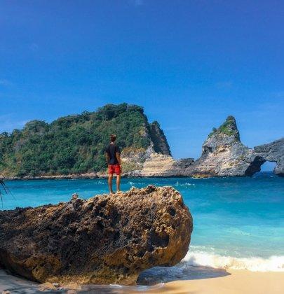 Nusa Lembogan, Nusa Penida et Nusa Ceningan – Bali