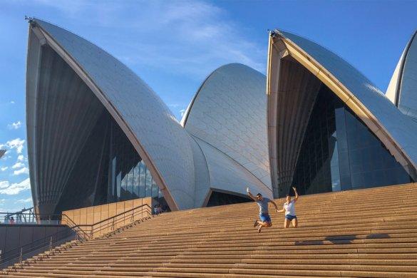 Nos incontournables à Sydney en Australie