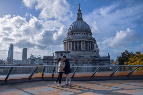 Visiter Londres, le temps d'un week-end
