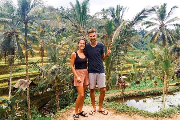 Visiter Ubud et ses environsà Bali en Indonésie