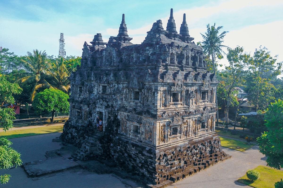 temple java indonésie