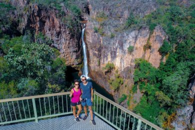 Le parc national Litchfield en Northern Territory