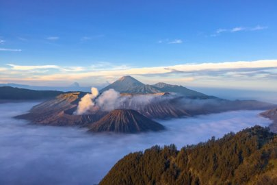 Notre itinéraire d'un mois en Indonésie