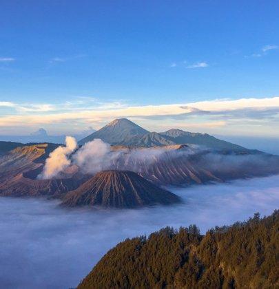 Indonésie : Notre itinéraire d'un mois !
