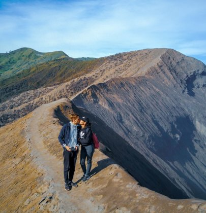 Le volcan Bromo – Java