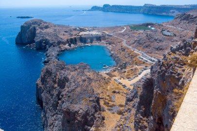 1 semaine sur l'île de Rhodes en Grèce
