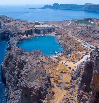 7 jours sur l'île de Rhodes en Grèce – Europe