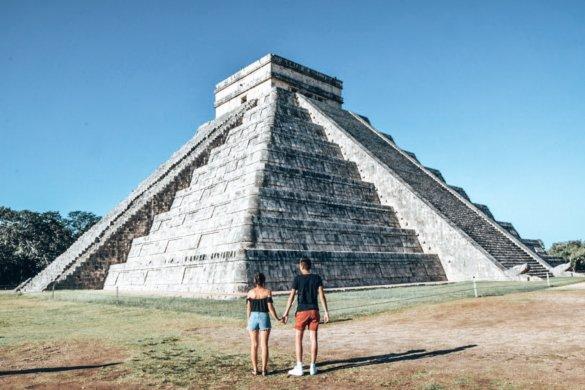 Road Trip de 15 jours au Mexique dans le Yucatan
