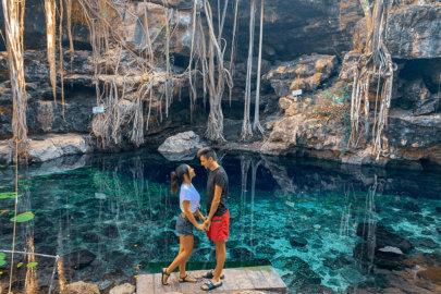 Notre top 6 des cenotes dans la région du Yucatan au Mexique !