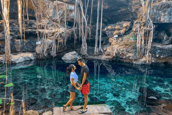 Notre top 6 des cenotes dans le Yucatan au Mexique !