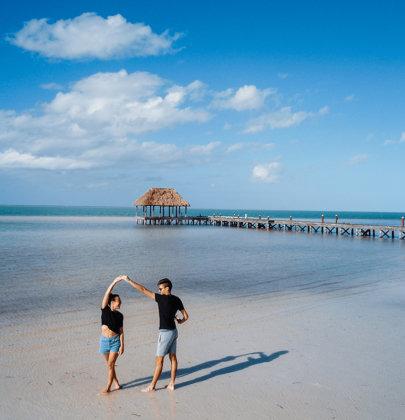 2 jours sur l'île d'Holbox au Mexique !