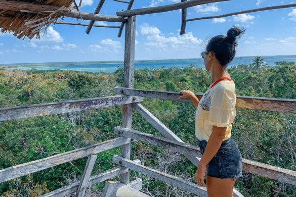 Découvrir la biosphère de Sian Ka'an au Mexique