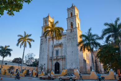 Valladolid et ses alentours au Mexique