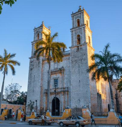 Valladolid et ses alentours sur la péninsule du Yucatan au Mexique