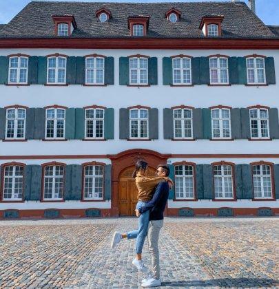 Un week-end printanier à Bâle en Suisse !