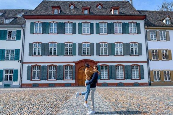 Un week-end printanier à Bâle en Suisse