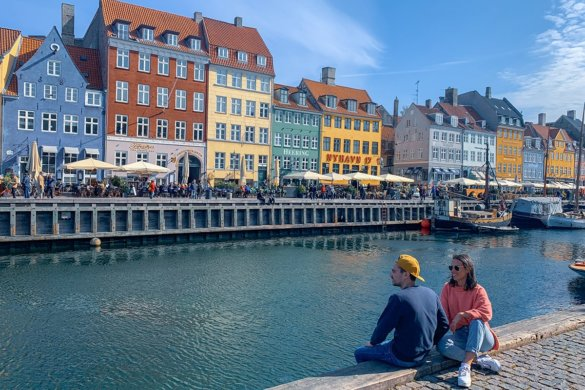 Visiter Copenhague le temps d'un weekend