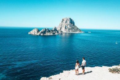 4 jours sur l'île d'Ibiza aux Baléares en Espagne