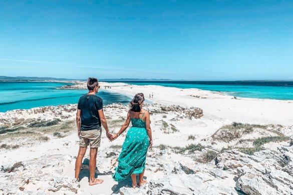 Road Trip sur l'île de Formentera dans les Baléares