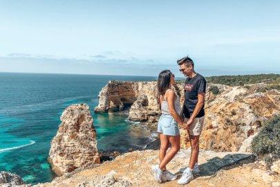 3 jours dans la région Algarve au sud du Portugal