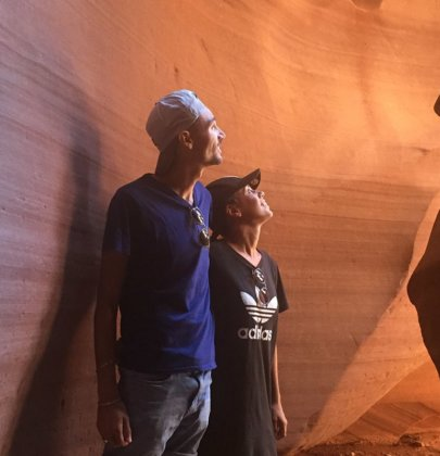 Visite de Antelope Canyon en Arizona aux Etats-Unis (USA)
